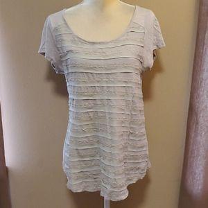 LC Lauren Conrad blouse size medium